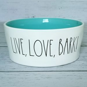 Rae Dunn Pet Bowl